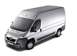 DV Dispatch Courier Long Wheel Base Van