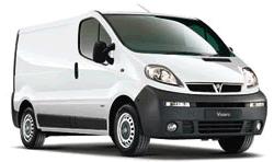 DV Dispatch Courier Short Wheel Base Van